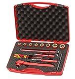 GEDORE Werkzeugsatz 14-teilig im Koffer