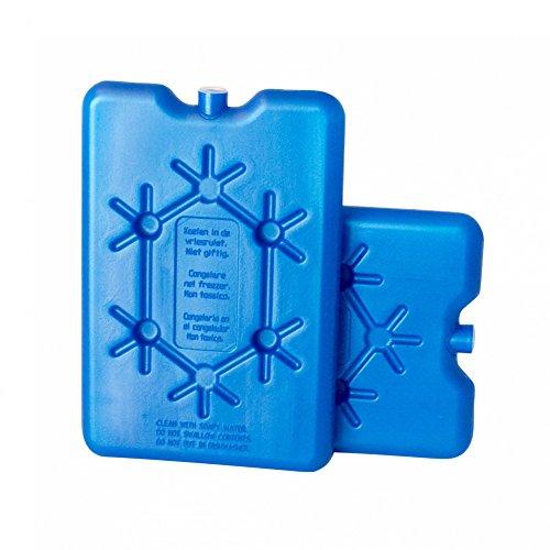 Toci Kühlakkus | 2x200ml flaches Freezeboard | Kühlelemente für die Kühlbox oder Kühltasche
