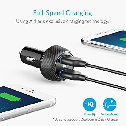Anker-Auto-Ladegert-PowerDrive-2-Elite-24W-2-Port-Kfz-Ladegert-mit-PowerIQ-Technologie-fr-iPhone-iPad-AirMini-Samsung-Galaxy-alle-Smartphones-Tablets-Bluetooth-GertenPowerbank-und-mehr