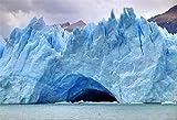 ZZXSY Puzzle 1000 Piezas Glaciar Perito Moreno Patagonia Argentina Paisaje Se Puede Usar como Regalo De Cumpleaños