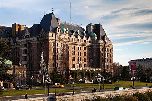 Preisvergleich Produktbild Panoramic Images – Empress Hotel Victoria Vancouver Island British Columbia Canada Kunstdruck (45,72 x 60,96 cm)