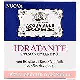 Acqua alle Rose - Idratante, Crema Viso Lenitiva - 50 ml