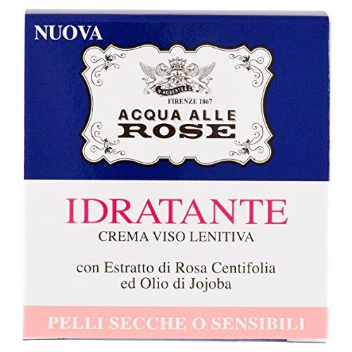 Acqua alle Rose Crema Idratante Pelli Secche o Sensibili 50ml