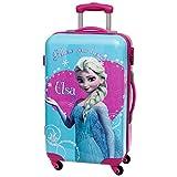 Disney Frozen Elsa Maleta Mediana, 53 Litros