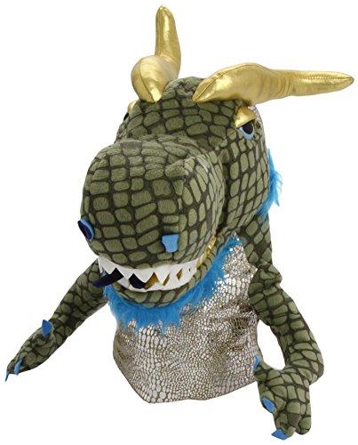 Manhattan Toy 149000 - Drago Drache, Handpuppe