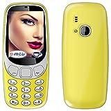 mtb more energy® Schutz-Hülle Clear & Slim für Nokia 3310 (2017) / Nokia 3310 Dual (2.4