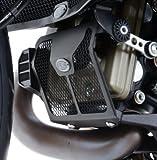 Protezione anteriore testa cilindro, Ducati Monster 1200(S) R&G Racing CHG0001BK