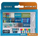 Apsara 250 Writing Kit (Blue/White)