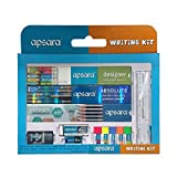 #4: Apsara 250 Writing Kit (Blue/White)