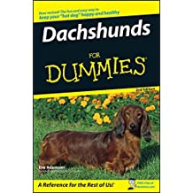 Dachshunds For Dummies (For Dummies Series)