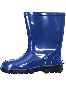 Lemigo OLI Kinder Regenstiefel Gummistiefel Stiefel Regen Schuhe Blau Größe:22