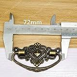 Jacmup(TM) de estilo antiguo decorativo 73 * 45mm / segunda mano  Se entrega en toda España