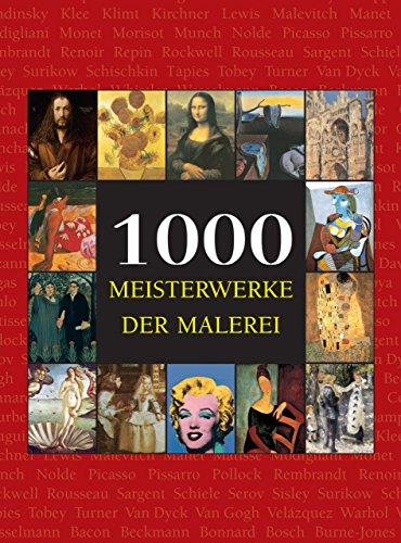 1000 Meisterwerke der Malerei -