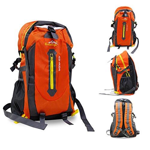 Imagen de 40l  de senderismo ligero, natuce múltiples funciones impermeable casual  camping para deporte al aire libre escalada alpinista 52 x 33 x 16 cm alternativa