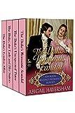 The Duke's Romantic Scandal: A 4-Book Regency Romance Box Set (Regency Romance)