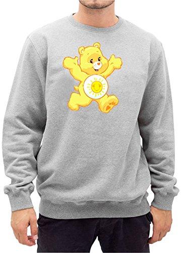 Sunny Bear Sweater Grey Certified Freak-M