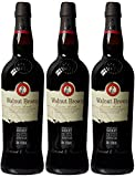 Williams & Humbert Walnut Brown Non Vintage Oloroso Sherry, 75 cl (Case of 3)
