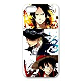 Coque pour iPhone 5 et 5S, motif One Piece, couleur attractive, coque de protection...