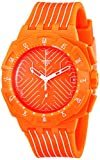 Swatch Damen-Armbanduhr Chrono Plastik 2 Flash Run SUIO400