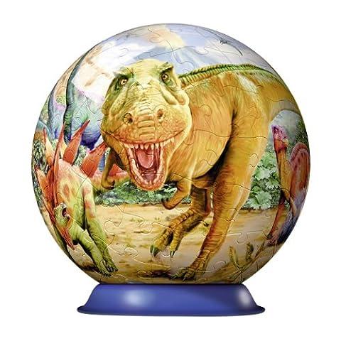 Dino Puzzleball