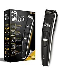 ✮ BARBER TOOLS ✮ Tondeuse à barbe BT-100 Pro - Tondeuse à barbe professionnelle spécialement conçue pour l'entretien de la barbe