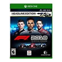 F1 2018 Headline Edition - Xbox One