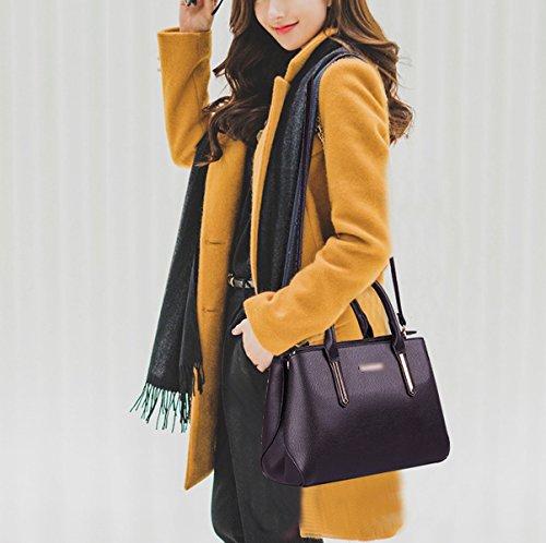 Donna Autunno Inverno Stile Nuovo Europa E America Trend Borsa A Tracolla Inclinata Spalla Singola Red