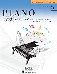Piano Adventures Sightreading Level 2A