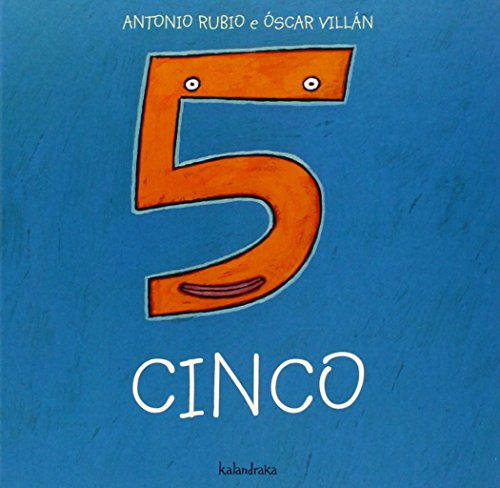 Cinco (Do berce á lúa) por Antonio Rubio