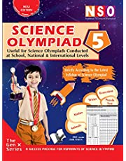 National Science Olympiad - Class 5 (With OMR Sheets): Theories with Examples, Mcqs and Solutions, Previous Questions, Model Test Papers
