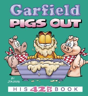 [ [ [ Garfield Pigs Out (Garfield New Collections) [ GARFIELD PIGS OUT (GARFIELD NEW COLLECTIONS) ] By Davis, Jim ( Author )Feb-07-2006 Paperback