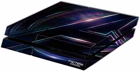 Macmerise  Skin for Sony PS4 - Infinity Logo Metallic
