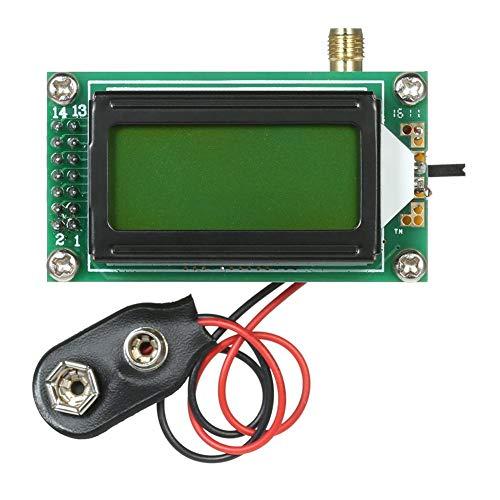 raspbery RF Frequenzzähler Tester, DIY Hohe Genauigkeit Empfindlichkeit 1-500 MHz Frequenzzähler Zähler Modul Hertz Tester Für Amateurfunk.