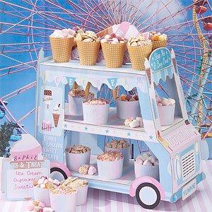 Preisvergleich Produktbild Eisstand Van