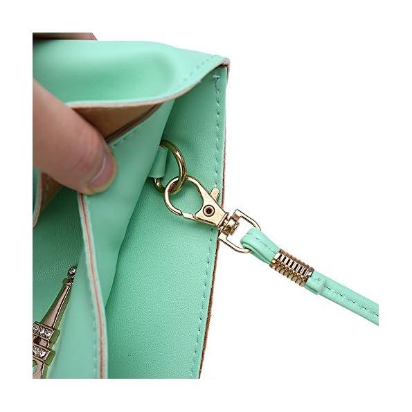 Wolke Damen Fashion Umhängetasche Damen Schultertasche verschiedene Farben scelgliere Elegante Leder Stil gutes Geschenk Valentinstag