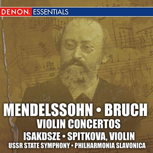 Mendelssohn, Bruch, Saint, Saens: Violin Concertos (Mp3 Saint Saens Violin Concerto)