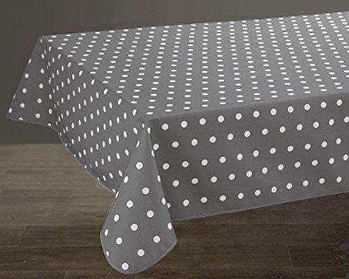 nappe-anti-taches-pois-gris-taille-rectangle-150x240-cm