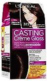 L'Oréal Paris Casting Crème Gloss Glanz-Reflex-Intensivtönung 323 in Dunkle Schokolade