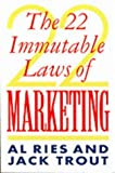 The 22 Immutable Laws Of Marketing by Ries, Al, Trout, Jack (October 24, 1994) Paperback