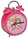 Kinderwecker Filly Einhorn Magic - für Kinder Wecker rosa Pferd Metall Alarm Mädchen Kinderwecker Metallwecker Einhörner