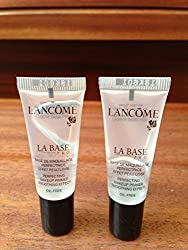 2 La Base Pro Perfecting Makeup Primer Smoothing Effect .23 Oz/7 Ml Each