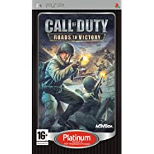 Call of Duty 3: Roads to Victory - Platinum Edition (PSP) [import anglais]