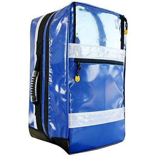 Notfallrucksack MEDICUS L Plane 52 x 30 x 25 cm in 2 Farben, Farben:Blau