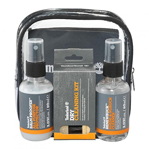 Timberland Travel Kit Plus - Balm Proofer  Renewbuck   Dry Cleaning Kit