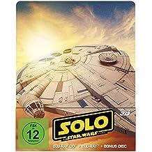 Solo: A Star Wars Story 3D Steelbook