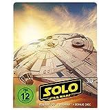 Solo: A Star Wars Story 3D Steelbook [3D Blu-ray]