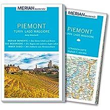 MERIAN momente Reiseführer Piemont Turin Lago Maggiore: Mit Extra-Karte zum Herausnehmen