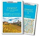 MERIAN momente Reiseführer Piemont Turin Lago Maggiore: Mit Extra-Karte zum Herausnehmen - Jenny Schuckardt