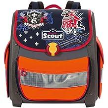 Scout - Buddy - Schulranzen Set 5 tlg. - Royal Knights
