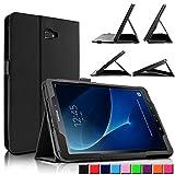 Samsung Galaxy Tab A 10.1 Hülle Case, Infiland Slim Fit Folio PU-lederne dünne Kunstleder...
